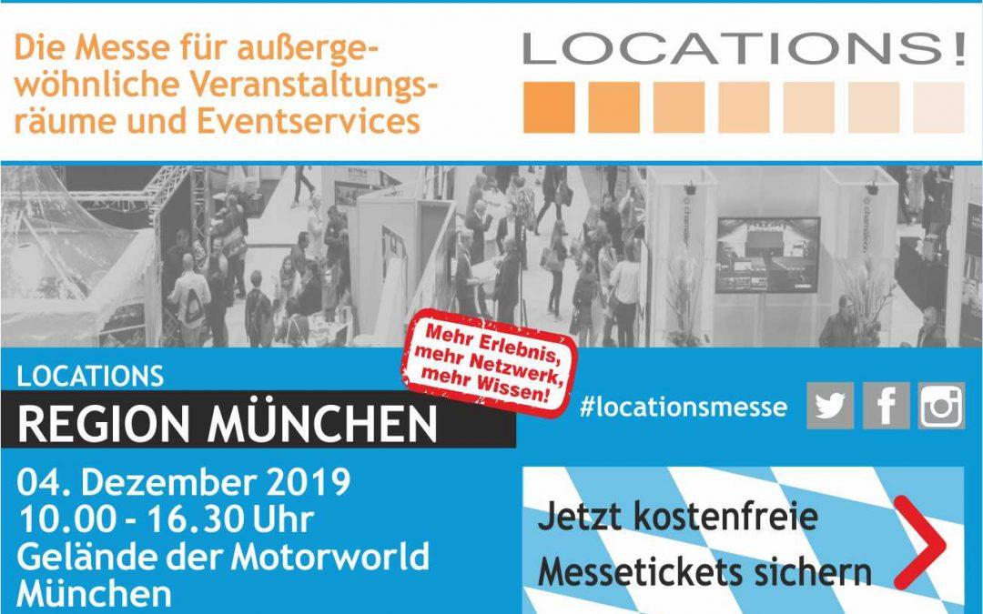 LOCATIONS Messe München
