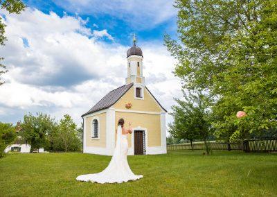 Kapelle Hochzeit