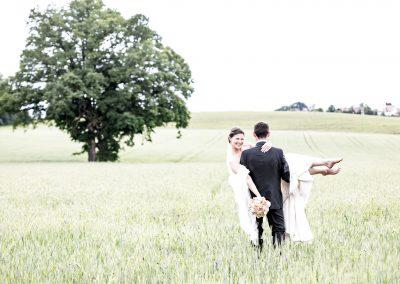 Brautpaar Eiche